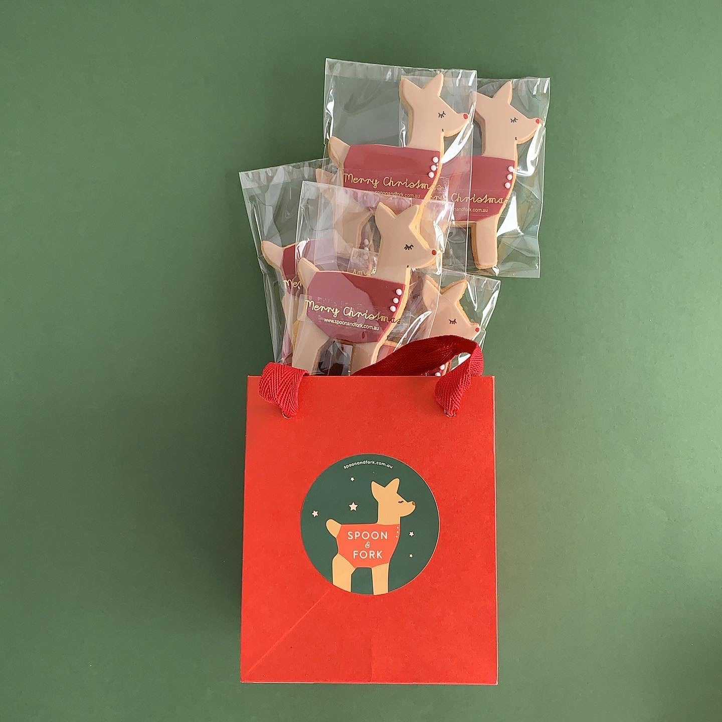Reindeer (Bag of 5)