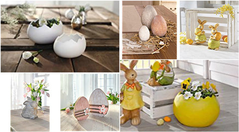 Putting A Festive Touch To Your Home Office This Easter Season