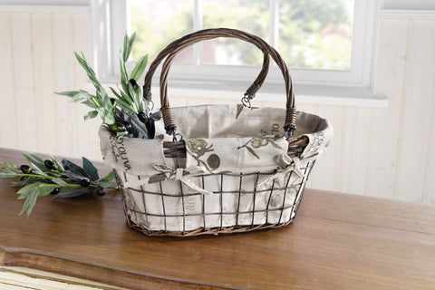 Self-Adhesive Wire Basket, Unique Style Beautiful Basket, Shopping Basket, Picnic Basket, Storage Display, Storage Basket, Multipurpose Baskets