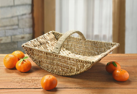 Curving Ironing Basket, Gift Baskets, Fruit Arrangements, Fruit Flower Baskets, Storage Basket, Multipurpose Use Basket, Christmas Fruit Baskets