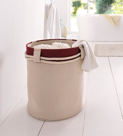 LAUNDRY BASKET, ROUND CLOTH COLLECTOR, CLOTHES BASKET, BIN STORAGE BAG, FILLING BAG