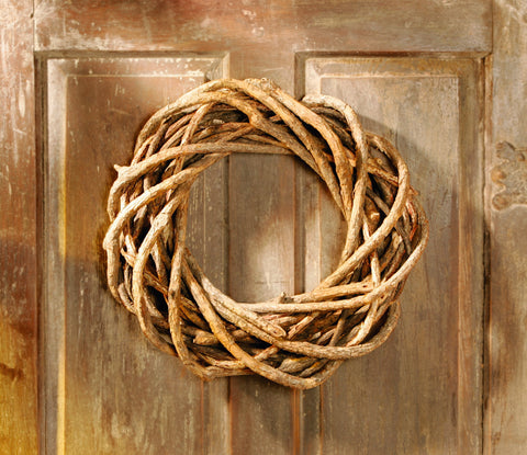 Rustic Decoration Wreath, Decoration Wreath,  Decoration Wreath