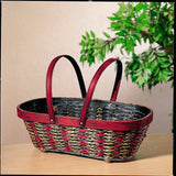 "Self-Service Basket ""Antique"", Filling Basket, Storage Basket, Versatile Basket"