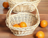 Small Filling Fruit Basket, Beautifully Woven Style, Gift Baskets, Decorative Storage Baskets, Home Decoration