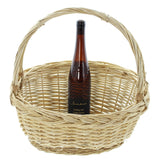 Large Filling Fruit Basket, Beautifully Woven Style, Gift Baskets, Decorative Storage Baskets, Home Decoration