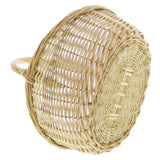"Large Basket, ""Nature White"",  Kitchen Basket, Filling Baskets, Shopping Basket Braided, Storage Basket"