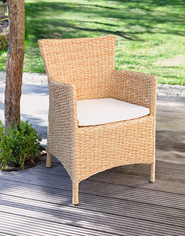 Poly chair garden furniture braided chairs poly rattan - Rattan outdoor mobel ...