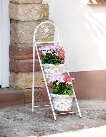 2- Ladder Pot Holder, Plant Ladder,
