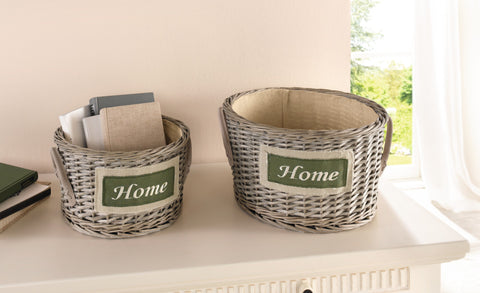 "Beautifully Woven, Charming Style, ""Home"