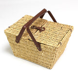 Picnic Basket, Picnic Hamper, Picnic Accessories, Outdoor Aid Basket, Shopping Basket, Storage Display, Traditional Shopping, Easter Basket