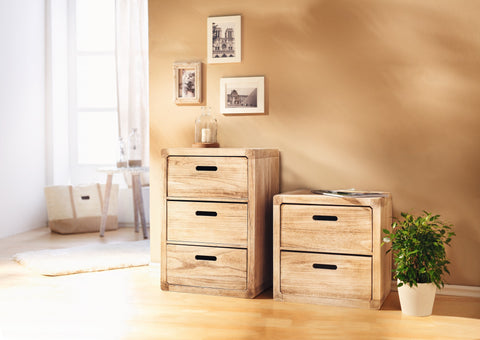 Small Chest Of Drawers, Commode Storage, Chest Cabinet, Drawer Unit, Paulownia Wood, Bedroom Furniture, Home Decoration