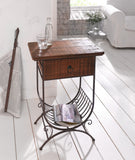 Metal Side Table,