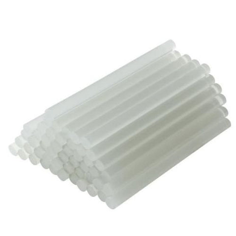 Mini Glue Sticks for Hot Melt Gun 7.2mm General Purpose Clear Adhesive Power, Home Garden and Hand Tools (NEW 50 x 7mm)