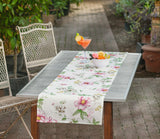 Flower Table Runner, Table Cloth, Luxurious, Beautiful Floral Flower Designer Table, Top Decoration, Home Décor, Unique Style