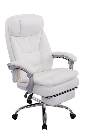 Manager chair XL Troy White