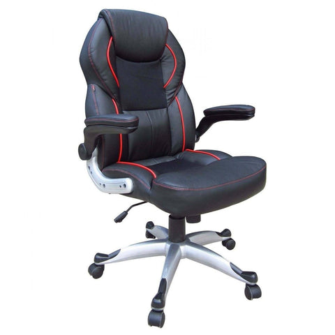 Executive Computer Desk Office Chair Indianapolis Luxury PU Leather Chair New Design (eMarkooz)