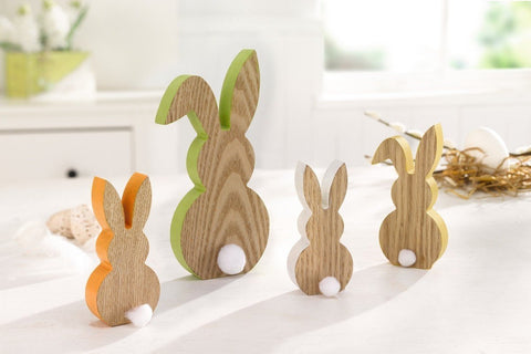 Wooden Easter decoration