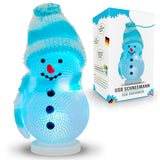 Christmas Decorations Led Color Changing Snowman Light Xmas Christmas Decoration Ideas, Christmas Lights- eMarkooz