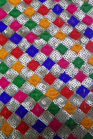 Twbazaar Embroidery Fabric Moq : 25Meter Per Color  Ll12119