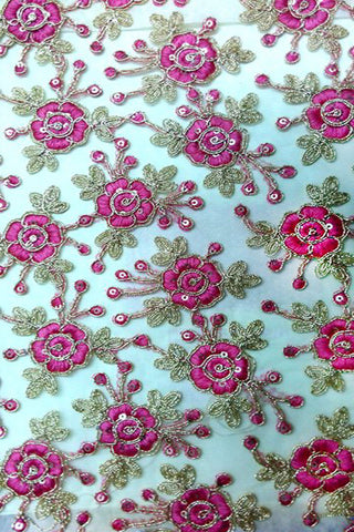 Twbazaar Embroidery Fabric Llk12088