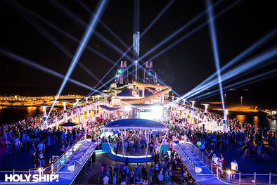24, Arrested On Drug Charges Before EDM Cruise - Holy Ship