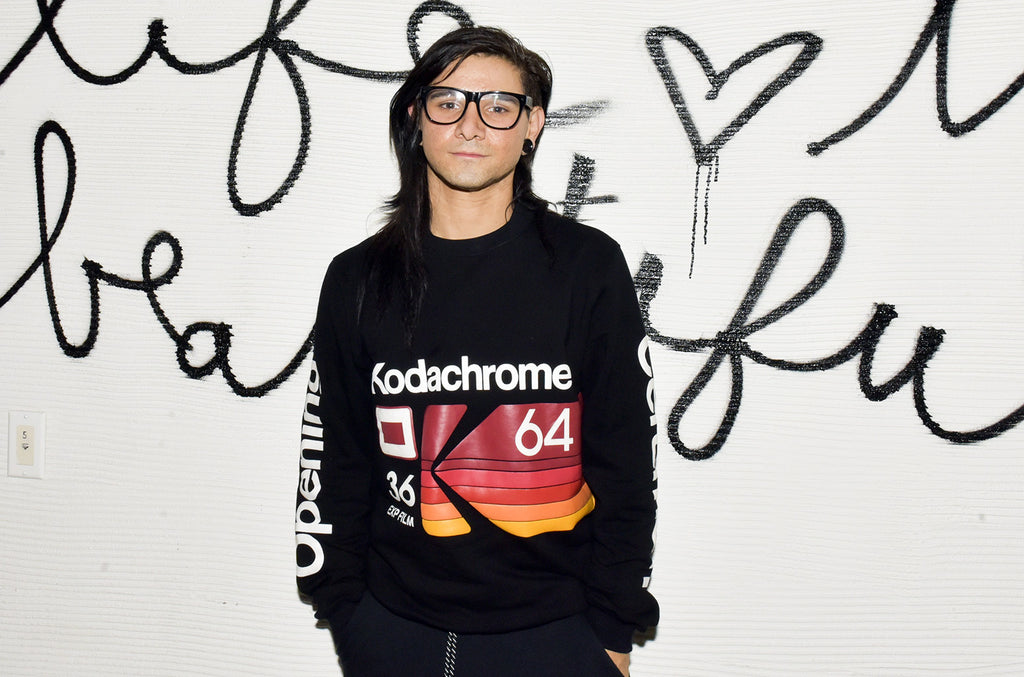 Diplo Confirms Skrillex's Is Working On A New Album