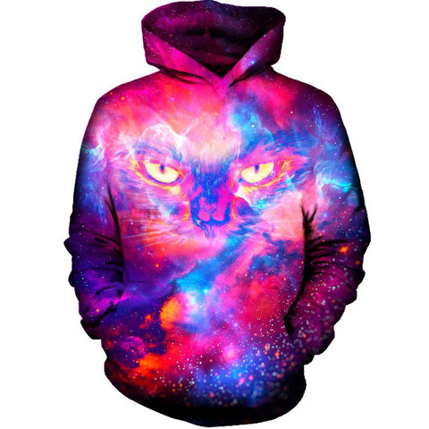 Image of Kitty Universe Hoodie