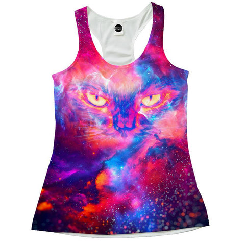 Kitty Universe Racerback