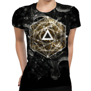 Geometry Womens T-Shirt