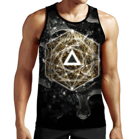 Image of Geometry Tank Top