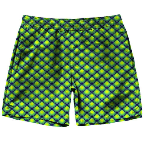 Scales Shorts