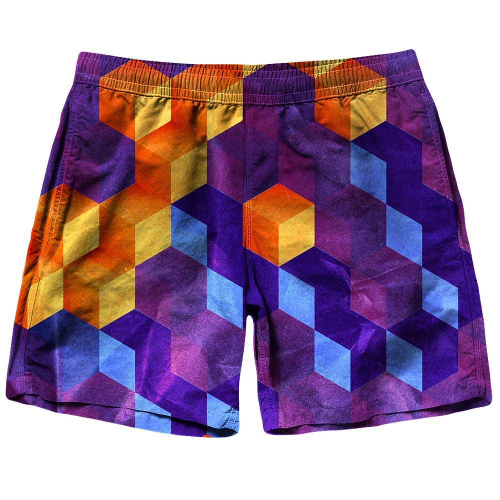 Cubed Shorts