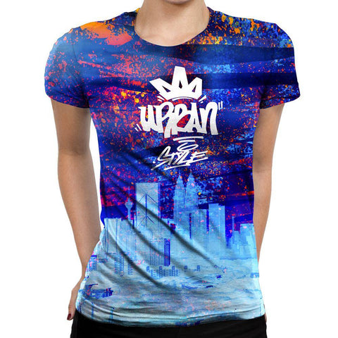 Urban Womens T-Shirt