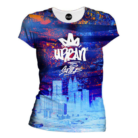 Image of Urban Life Womens T-Shirt