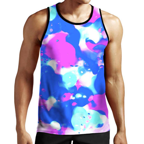 Image of Abstract Tank Top