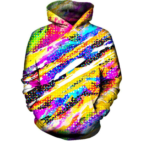 Color Party Hoodie