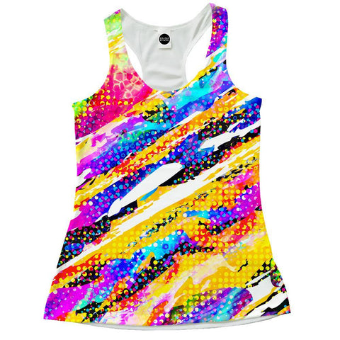 Image of Color Party Racerback