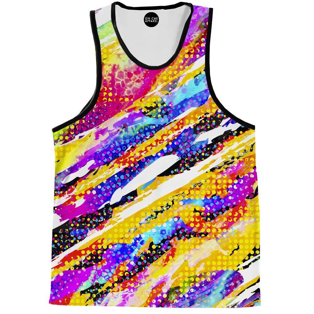 Color Party Tank Top