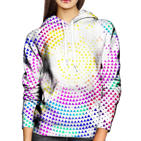 Image of Disco Ball Womens Hoodie