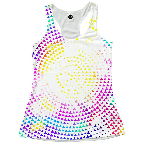 Image of Disco Ball Racerback
