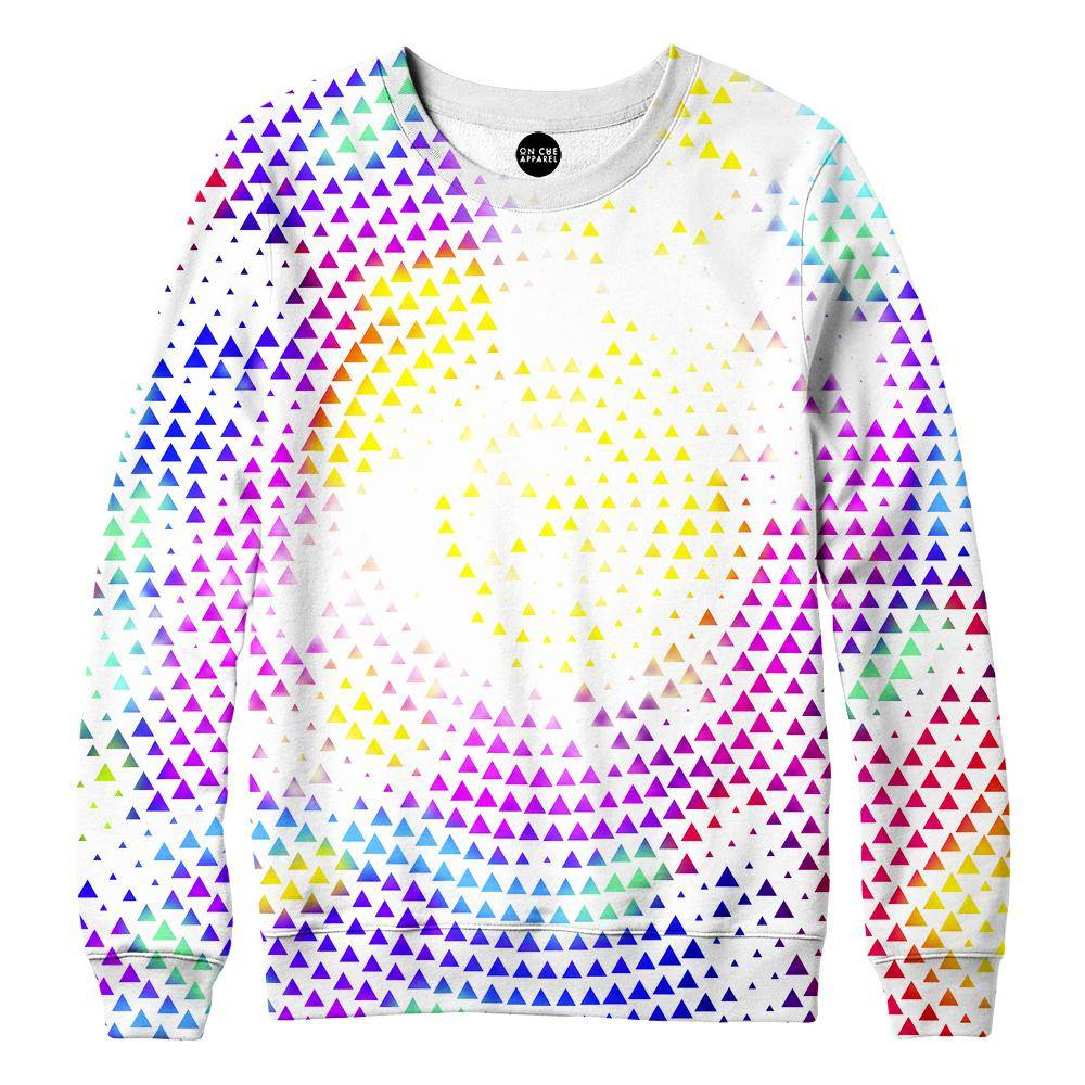 Disco Ball Sweatshirt