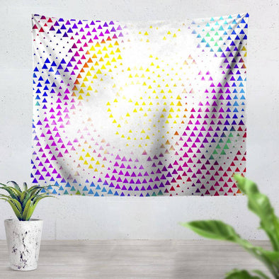 Disco Ball Tapestry