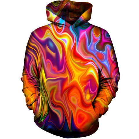 Image of Psychedelic Flow Hoodie
