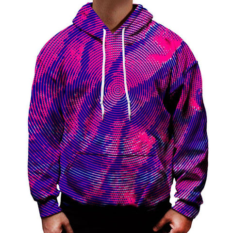 Image of Abstract Hoodie