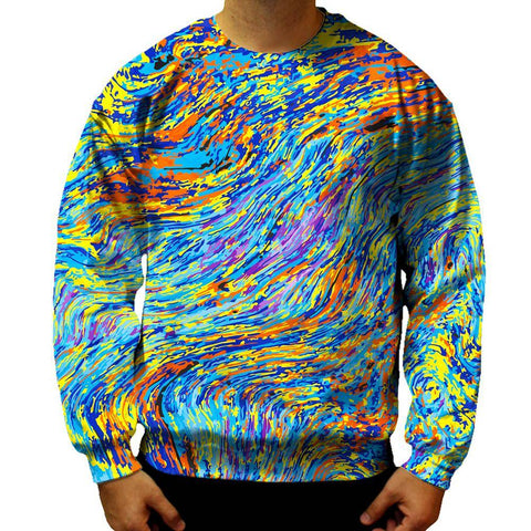 Image of Abstract Sweatshirt