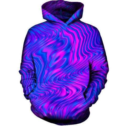 Image of Purple Love Hoodie