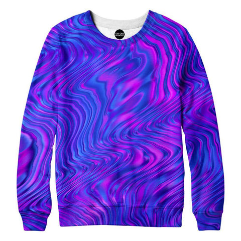 Purple Love Sweatshirt