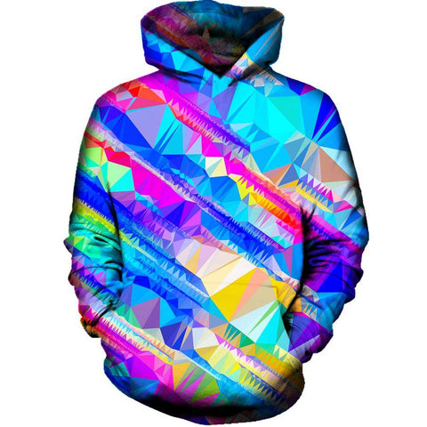 Image of Bright Shapes Hoodie
