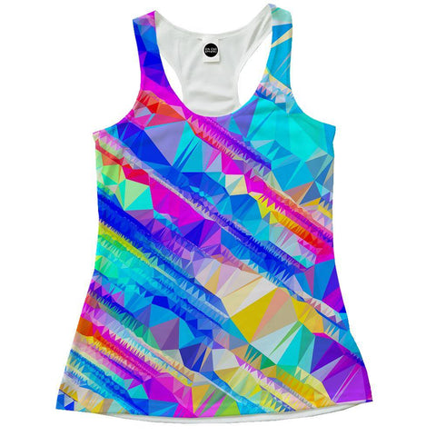 Bright Shapes Racerback