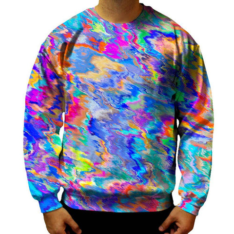 Paint Splatter Sweatshirt
